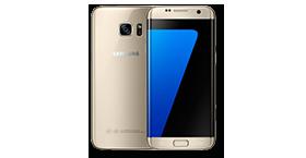 Galaxy S7 edge  铂光金 全网通 容量64G