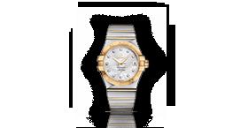 星座系列27毫米女士石英腕表 123.25.27.60.55.001