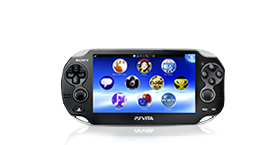 PlayStation®Vita 掌上娱乐机